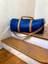 Load image into Gallery viewer, Blue Balmorhea Bag