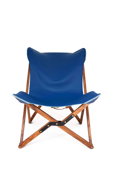 Blue Humphreys Chair