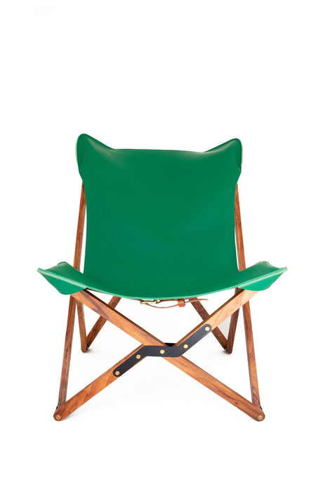 Italian Green Humphrey Chair