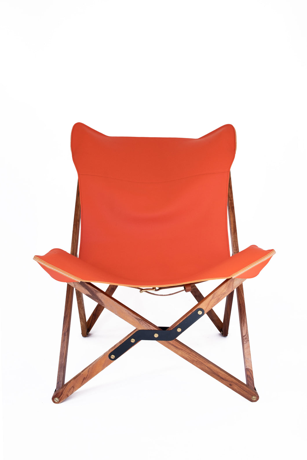 Orange Humphrey Chair
