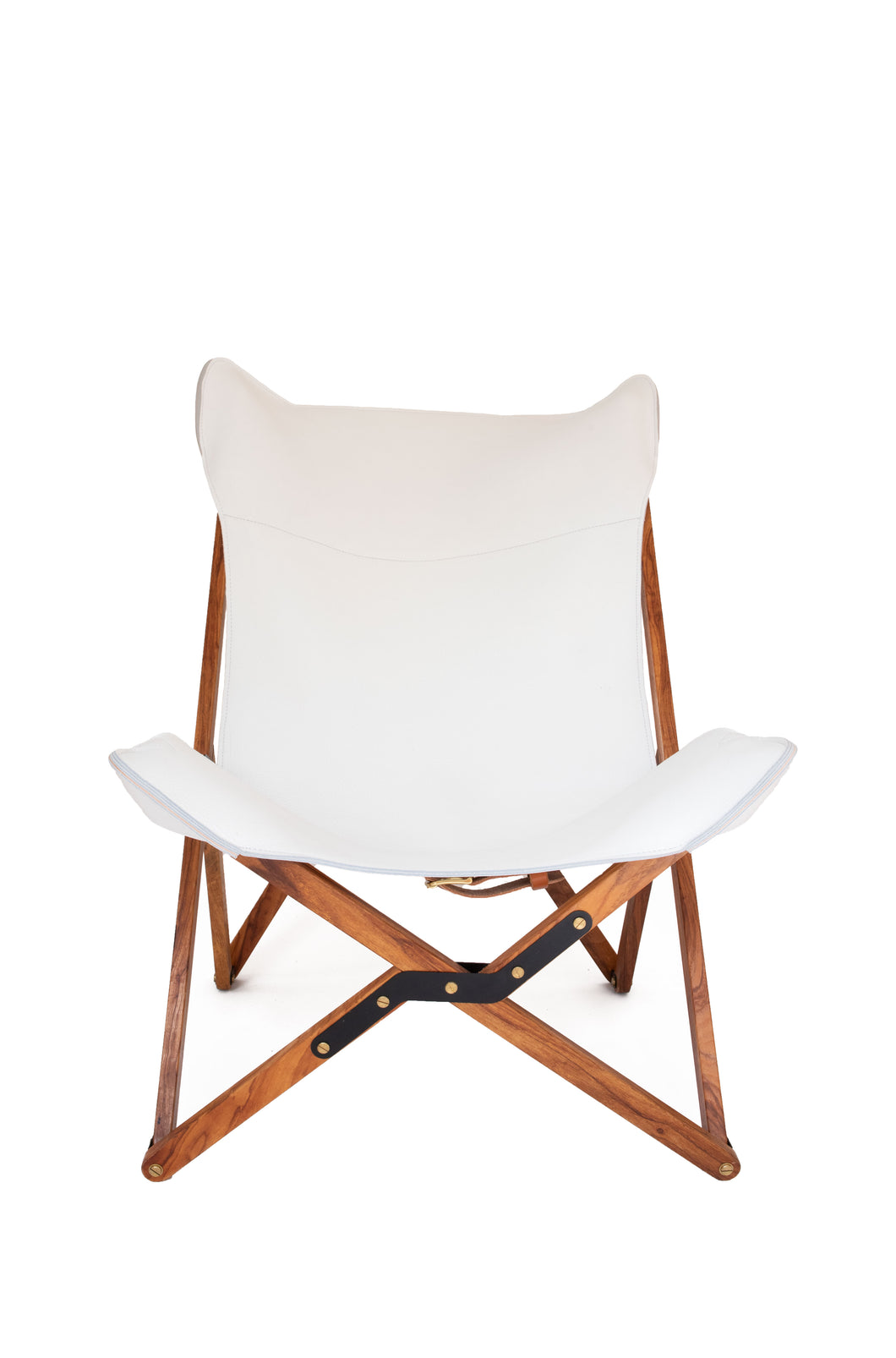 White Humphrey Chair