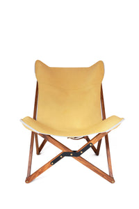 Yellow Humphrey Chair