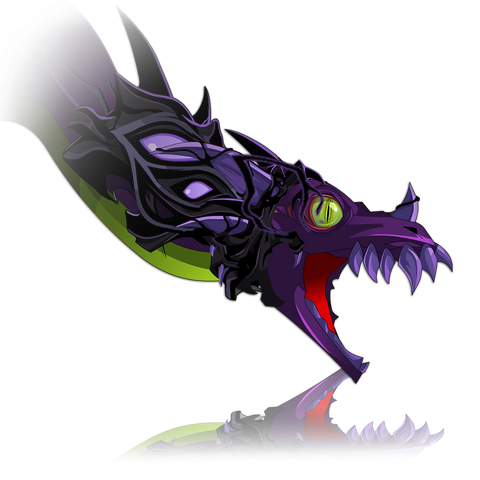 AdventureQuest Pet - Corrupted Dragon jr