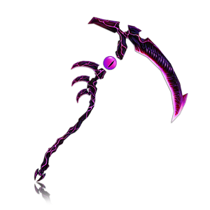 AdventureQuest 3D Weapon - Chaos Scythe