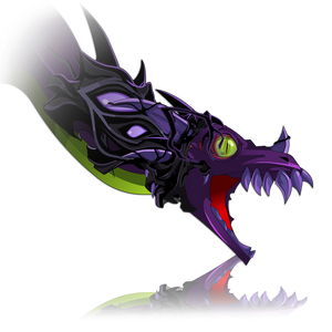 Load image into Gallery viewer, AdventureQuest Pet - Corrupted Dragon jr