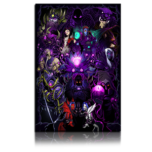 Load image into Gallery viewer, Artix Entertainment's HeroMart Poster - 13 Lords of Chaos Reborn Poster
