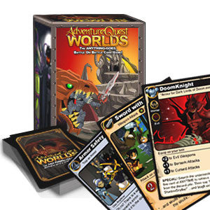 AQ Worlds Battle Card Game