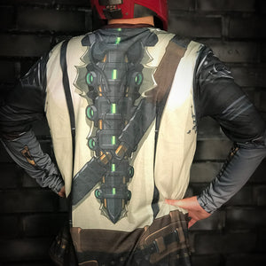 BountyHunter Armor - Sublimated T-Shirt