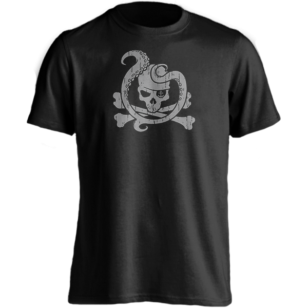CAMP WAR Pirate Camp - T-Shirt