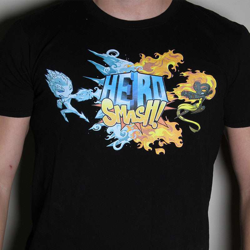 HeroSmash - T-Shirt