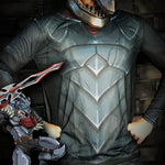 DragonSlayer Armor - Sublimated T-Shirt