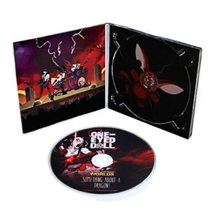 AQWorlds: Original Soundtrack By One-Eyed Doll [CD]