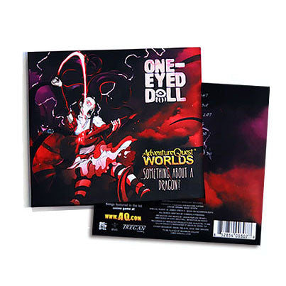 AQ WORLDS: SPECIAL EVENTS ORIGINAL SOUNDTRACK By One-Eyed Doll [CD]