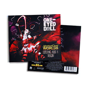 Load image into Gallery viewer, AQWorlds: Original Soundtrack By One-Eyed Doll [CD]