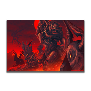 Load image into Gallery viewer, Darkon's Invasion of the Apocalypse  - Collector's Print