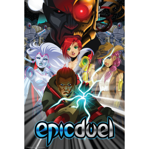 EpicDuel Original - Collector's Print