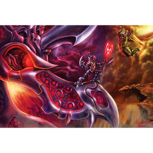 Load image into Gallery viewer, The Slayer vs The Harbinger - Collector's Print