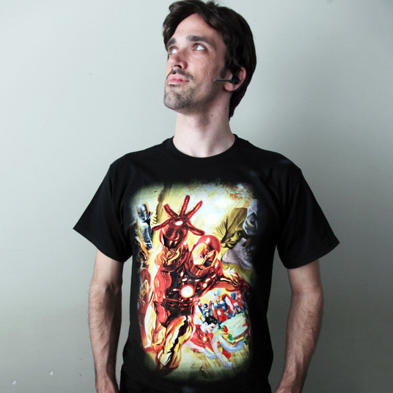 Iron Man 75th Anniversary T-Shirt