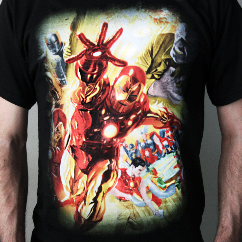 Iron Man 75th Anniversary Limited Edition T-Shirt