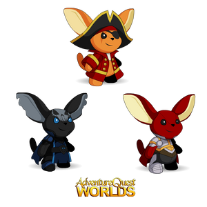 Load image into Gallery viewer, The Scurvy Scourge and Rez Moglin Collection