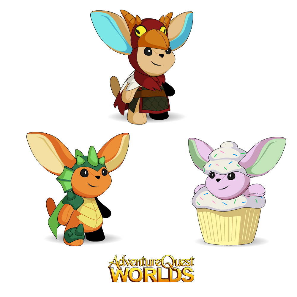 The Cupcake Nugget and Zilla Moglin Collection