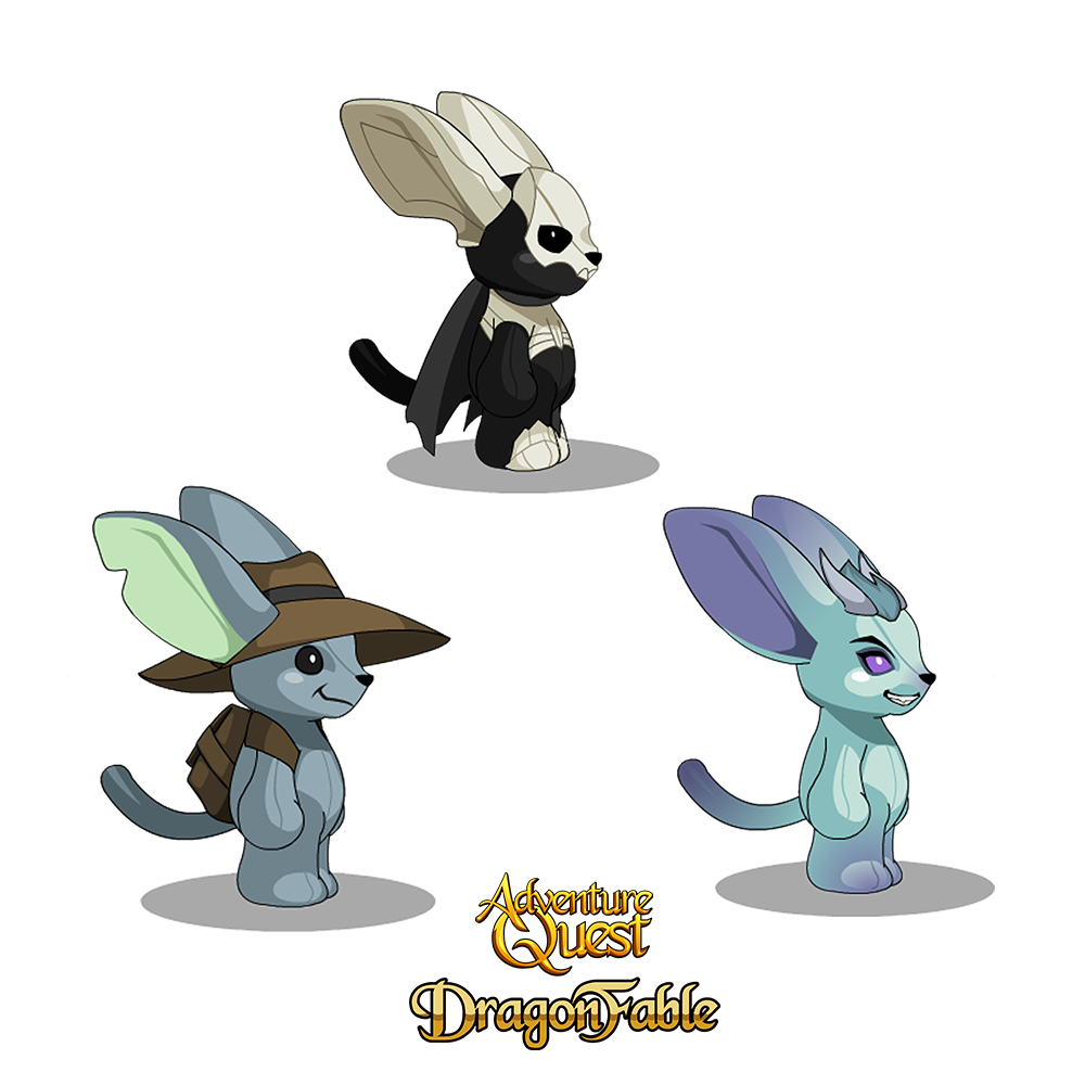 The Mort Quibble and Memet  Moglin Collection