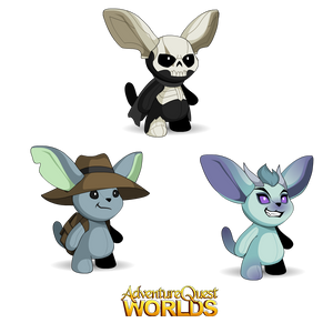 Load image into Gallery viewer, The Mort Quibble and Memet  Moglin Collection