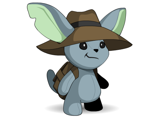 Load image into Gallery viewer, Quibble - The Traveling Moglin - Plush