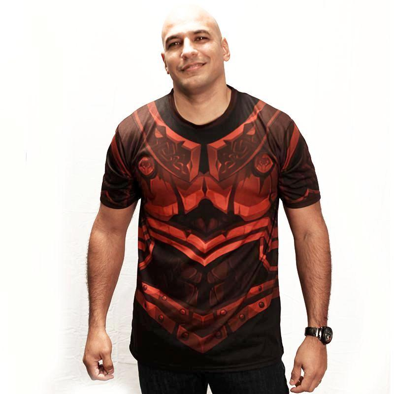 DoomKnight Sublimated Armor T-Shirt