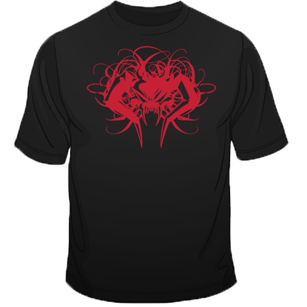 ShadowScythe Impression T-shirt