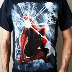 Spiderman 75th Anniversary Limited Edition T-Shirt