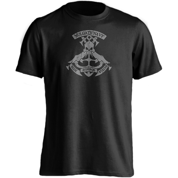 Nulgath Navy Commander - T-Shirt