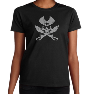 Load image into Gallery viewer, Stygian Pirate Captain - T-Shirt