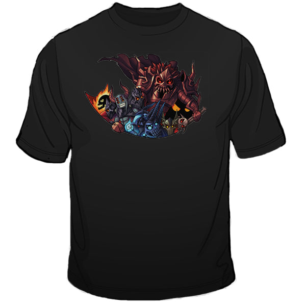 Derpiest Villains -  T-Shirt