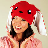 Twilly Red Moglin Plush Hat