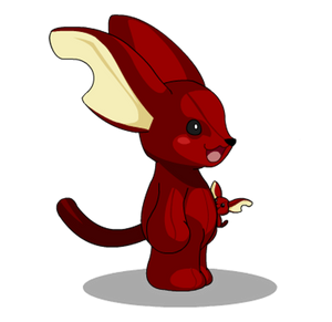 Load image into Gallery viewer, Twilly - The Original Red Moglin - Plush