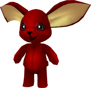 Twilly - The Original Red Moglin - Plush