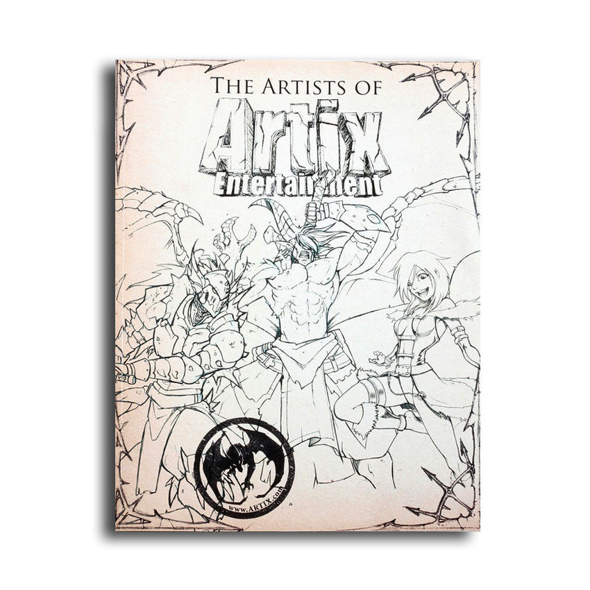 The Artists of Artix Entertainment Book