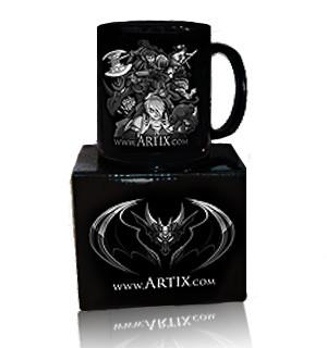 Artix Entertainment Mug