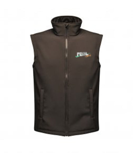Mens Soft Shell Bodywarmer