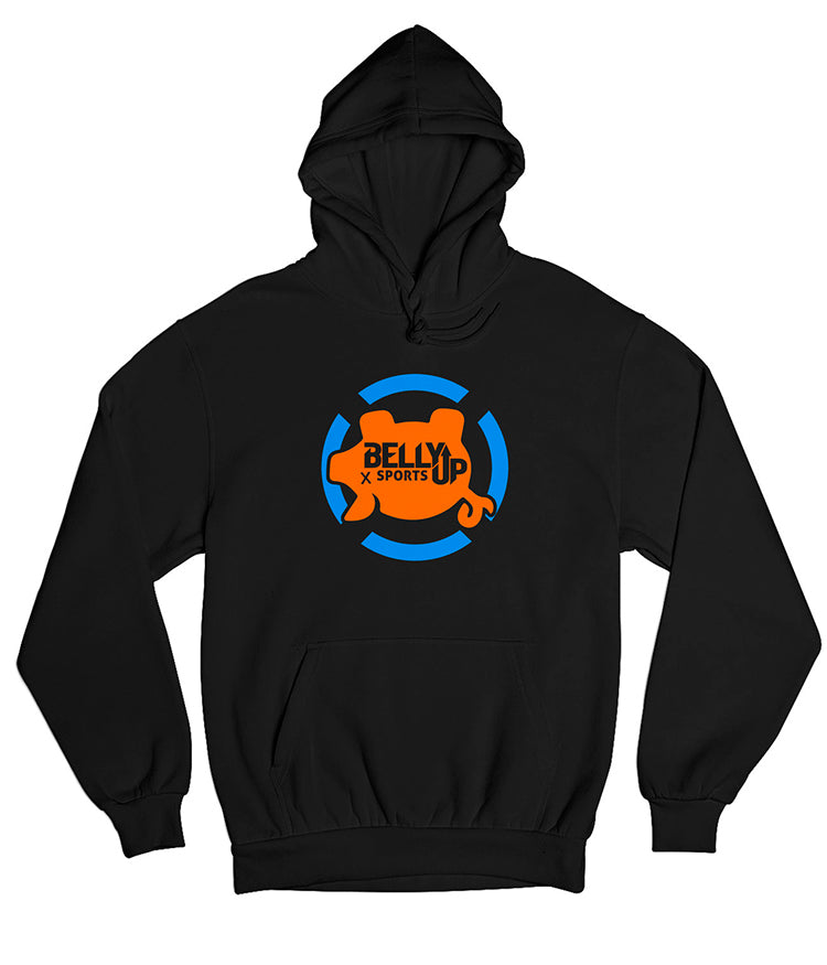 Belly Up Logo Hoodie