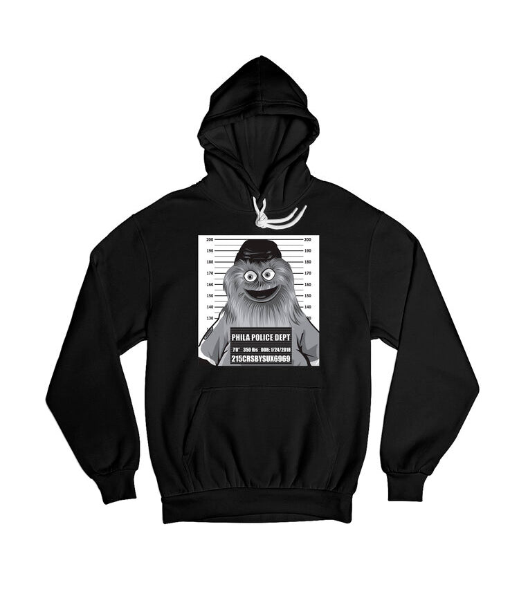 Free Gritty 4th And Jawn Hoodie