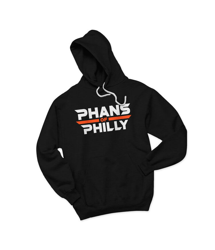 Phans Of Philly Flyers V2 Hoodie