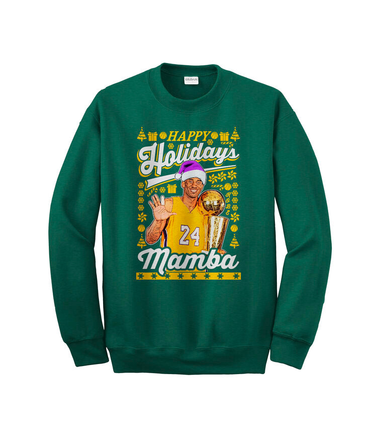 Mamba Christmas Edition