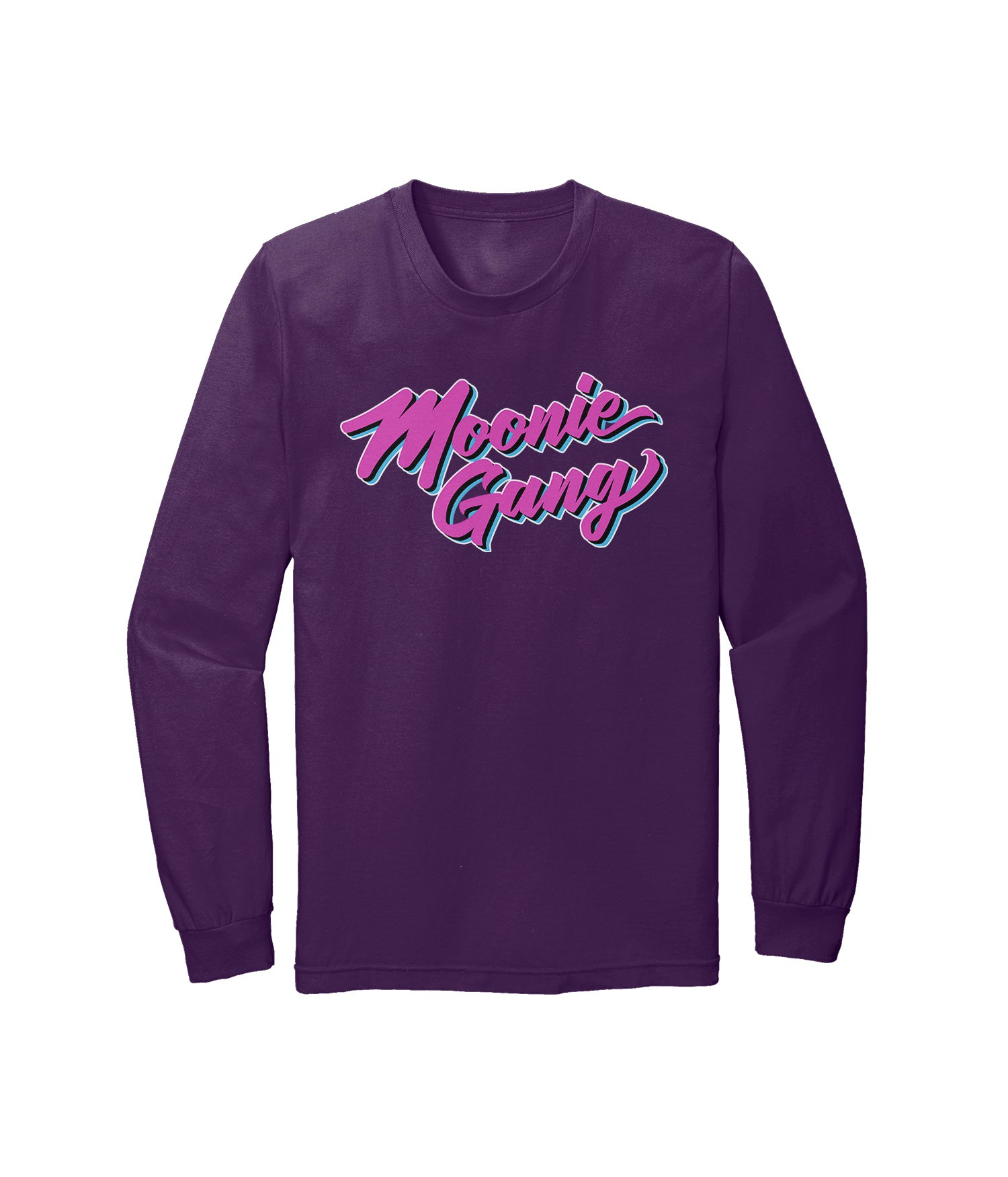 MG Long Sleeve Tee