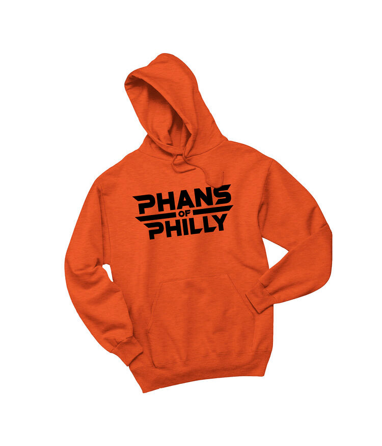 Phans Of Philly Flyers V1 Hoodie