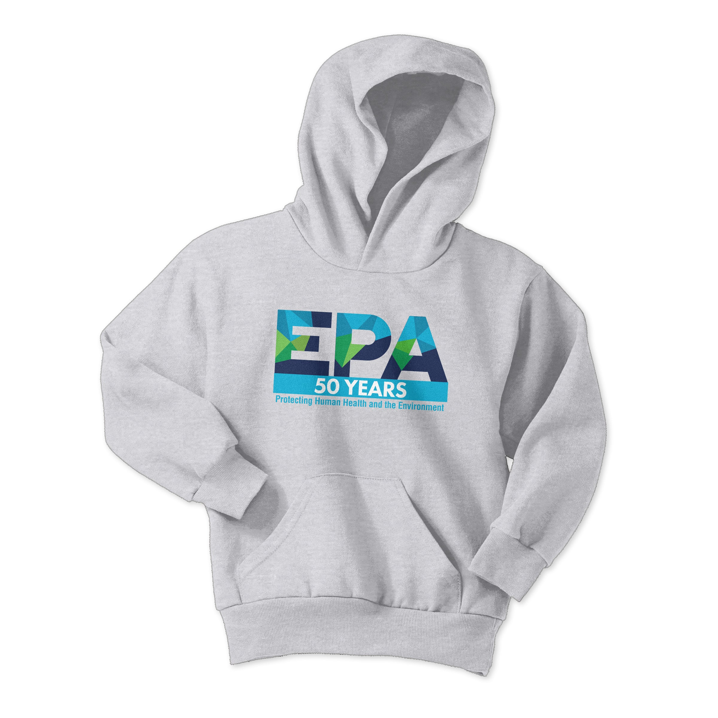 EPA at 50 Youth Hooded Sweatshirt