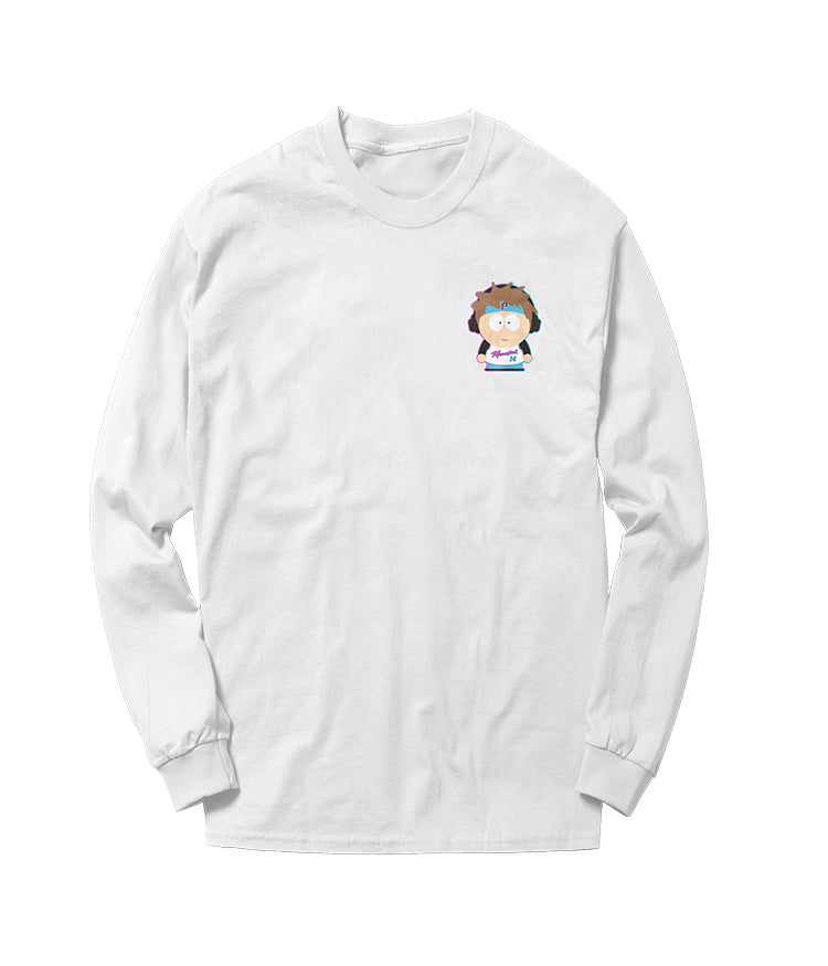 Moonshot Kenny Long Sleeve Tee