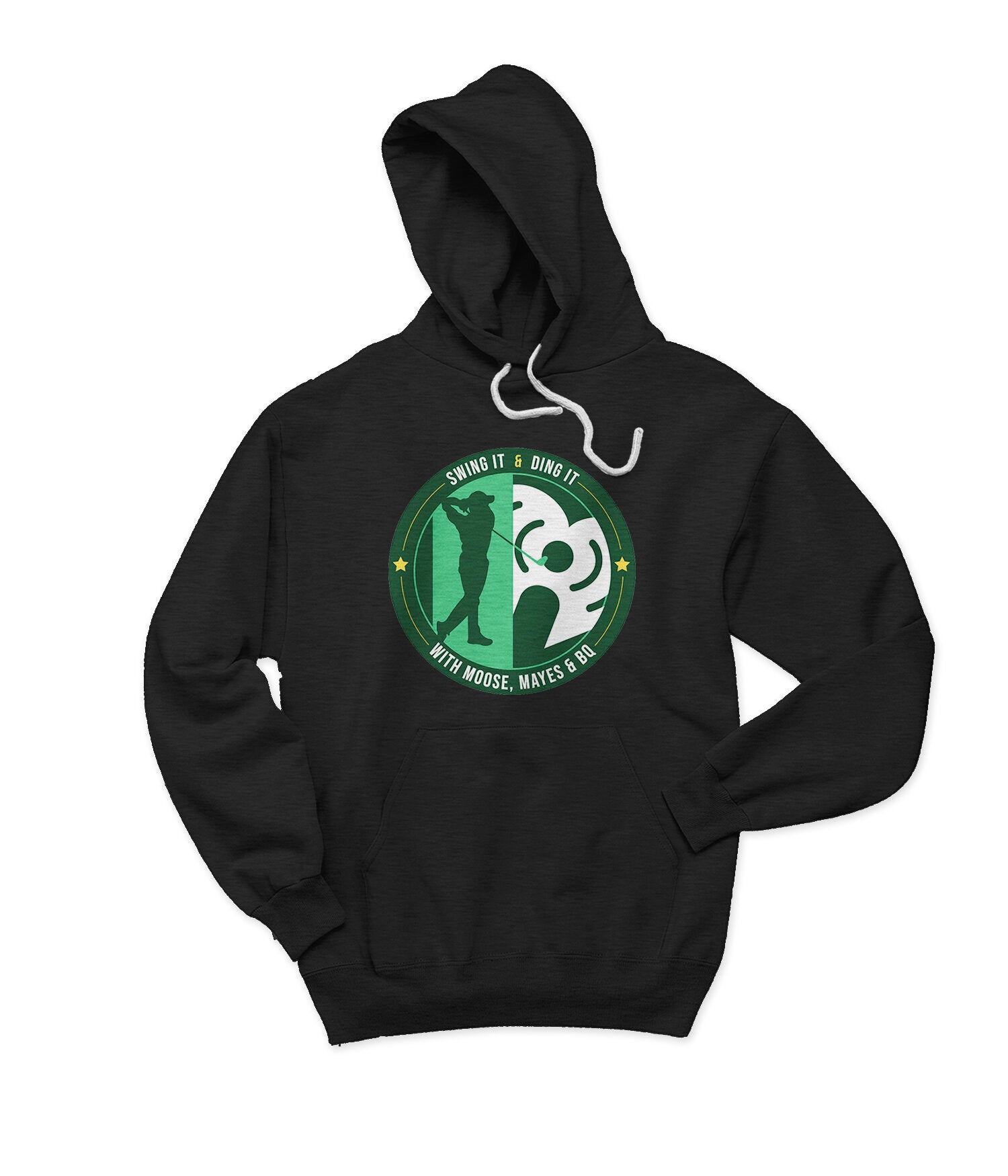 Swing It And Ding It Hoodie