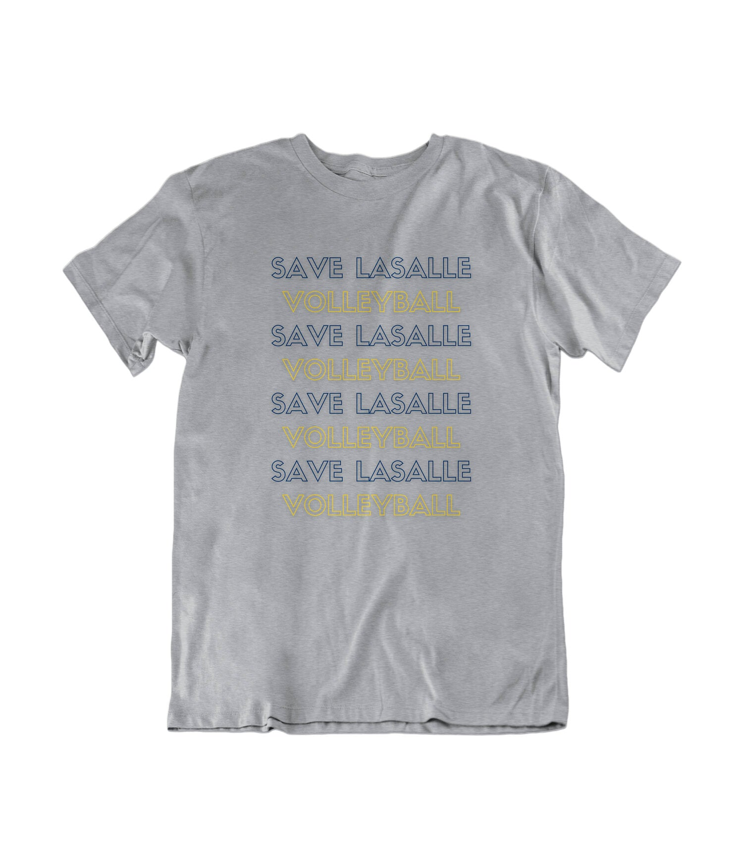 Save Lasalle Volleyball